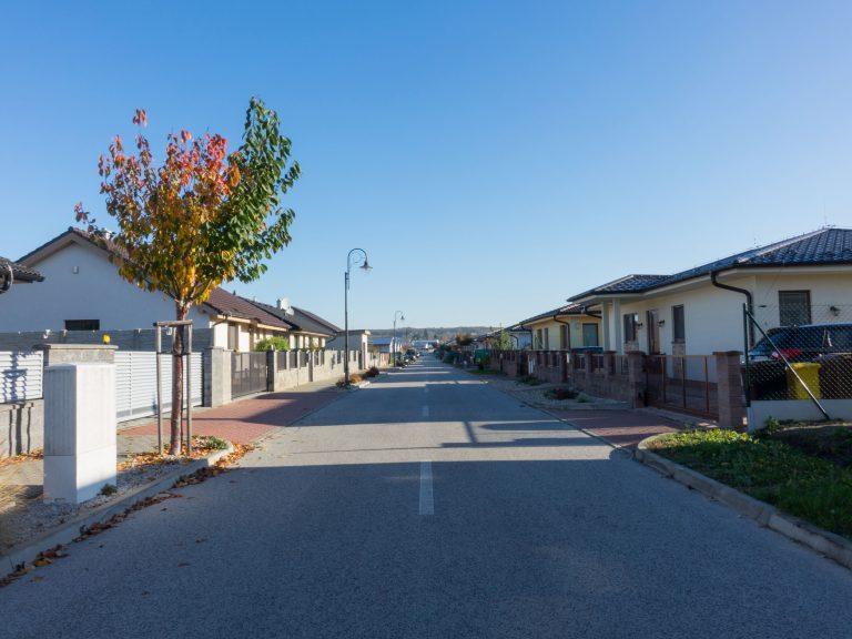 Ulica v projekte