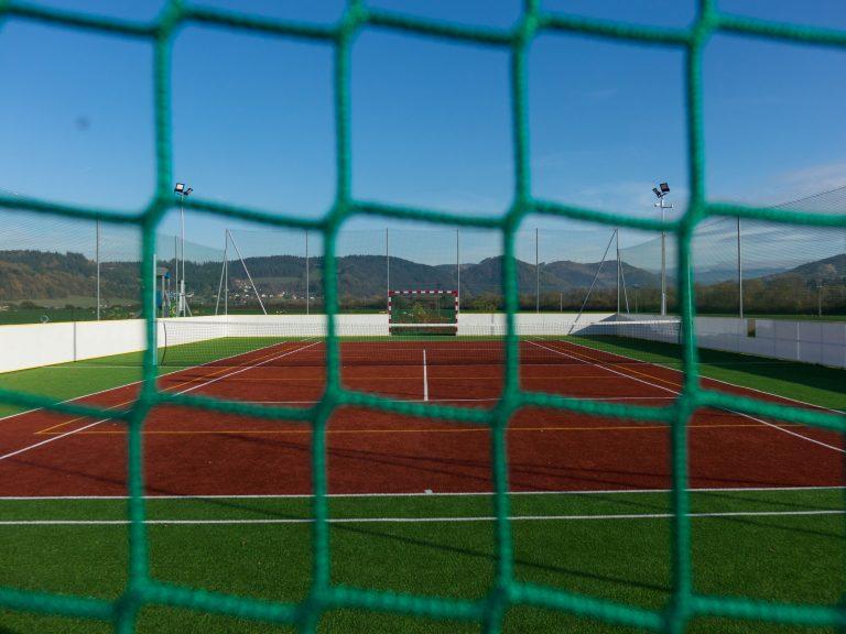 Multifunkčné športové ihrisko
